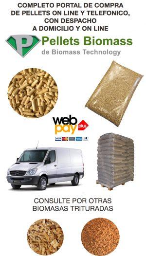 E) Venta de Pellets y otros Biocombustibles